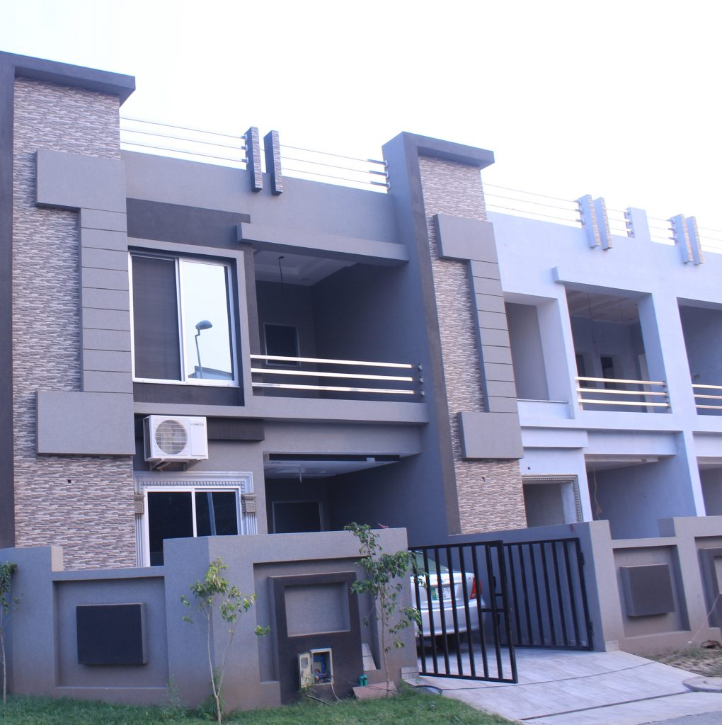 5 Marla Ready House For Sale In Lahore On Installments 2018