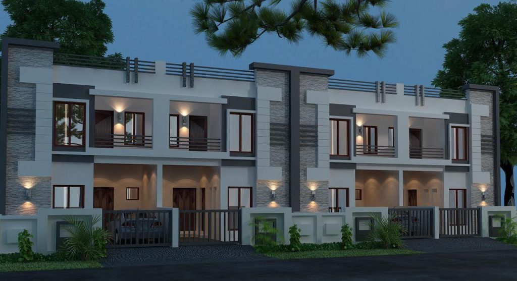 5 Marla Modern ready house for sale in Lahore on installments